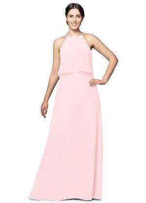 Azazie Rosella bridesmaid dress in Blushing Pink for Sale in Philadelphia, PA