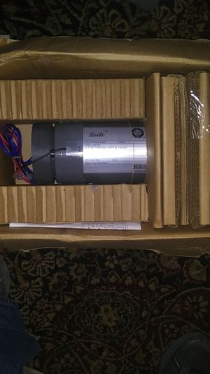 LEILI TREADMILL MOTOR for Sale in Lincoln, NE