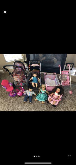 American girl dolls for Sale in Waddell, AZ