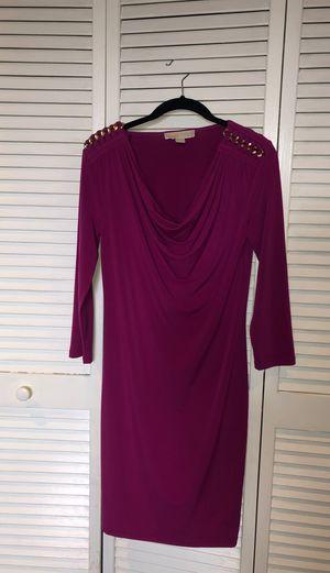 Michael Kors Fuchsia Dress Medium for Sale in Miami, FL