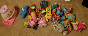 Free baby toys for Sale in Houston, TX