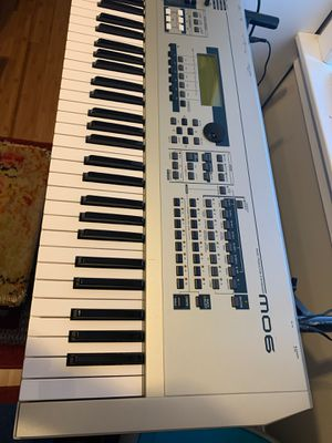 YAMAHA M06 KEYBOARD MOTIF FAMILY for Sale in Plant City, FL