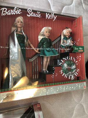 Barbie Stacie kelly singing sister for Sale in Austin, TX