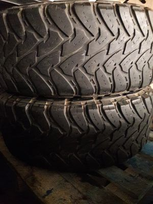 245 75 17 General 335 30-19 Goodyear Eagle F1 37 1350 20 Toyo Mt for Sale in Downey, CA