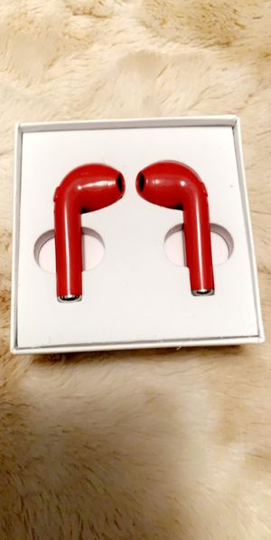Red Wireless Earbuds for Sale in Lawrenceville, GA