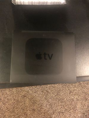 Apple TV never used for Sale in Seattle, WA