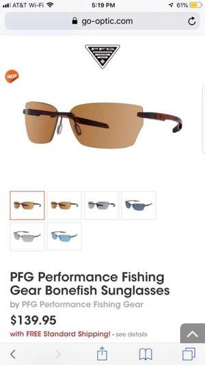 PFG Performance Fishing Gear Bonefish Sunglasses byPFG Performance Fishing Gear for Sale in Santa Susana, CA