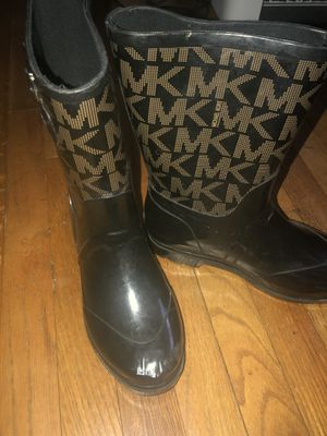 Michael Kors rain boots for Sale in Pittsburgh, PA