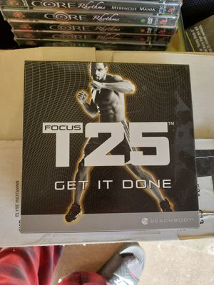 T25 Complete Set for Sale in Oak Forest, IL