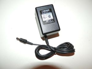 BOSS AC Adaptor Adapter Model ACA-120G Made In Japan ACA-120-Roland Corp. for Sale in Vancouver, WA