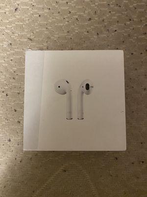 Apple AirPods Gen 2 Wireless EarBuds for Sale in Greencastle, IN