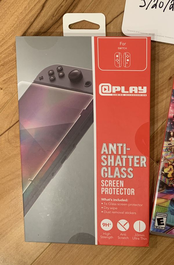 Nintendo Switch w/ Neon Joy Con Brand New *FREE SCREEN PROTECTOR INCLUDED*