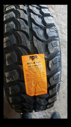 35125020 RDR mud tires for Sale in Phoenix, AZ
