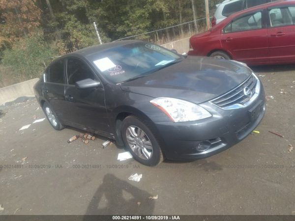 2012 NISSAN ALTIMA S 2.5L 553208 Parts only. U pull it yard cash only.