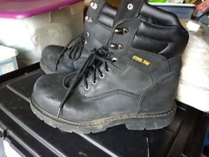 Boots for work size 10w for Sale in Perris, CA