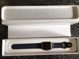 Apple Watch 42 MM gold for Sale in Salt Lake City, UT