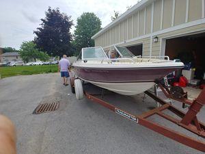 1984 19' 4 winns 4cyl in board / outboard for Sale in The Villages, FL
