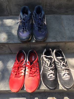 Nikes. Price is per pair. Will take best offer. Size 11 to 11 1/2 for Sale in Los Angeles, CA