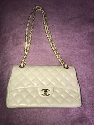 CHANEL- CLASSIC DOUBLE FLAP BAG QUILTED CAVIER for Sale in Placentia, CA