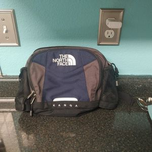 No Tags North Face Kanga Hiking Fanny Pack Trail Pack Retails Over $125 for Sale in Boring, OR
