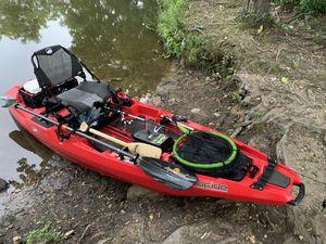 Kayak, bonafide ss107, bonafide barely used for Sale in S HARRISN Township, NJ