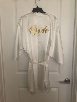 Bridal Robe - Never Worn for Sale in Alexandria, VA
