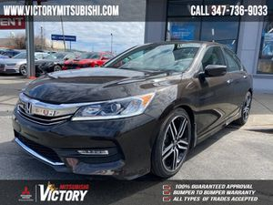 2017 Honda Accord for Sale in The Bronx, NY