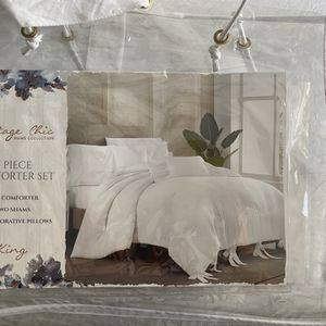 5 Piece Comforter Set for Sale in Fort Myers, FL