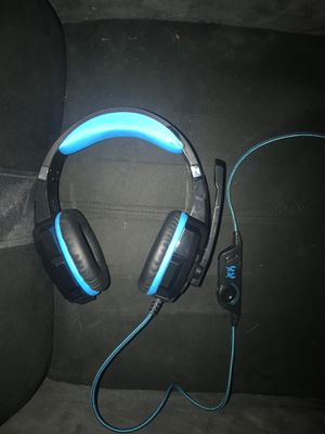 Headset/gaming headset for Sale in Laquey, MO