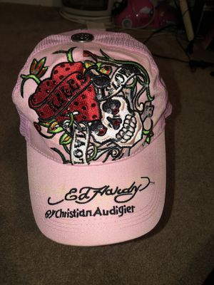 Ed hardy hat (pink) for Sale in Atlanta, GA