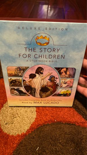 Storybook Bible for children for Sale in Cedar Hill, TX