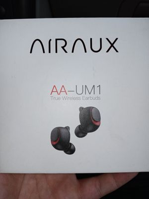 AIRAUX AA-UM1 True Wireless Earbuds Water proof for Sale in Dade City, FL