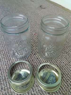Small Ball Canning Jars for Sale in Aurora, IL
