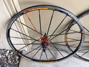 Mavic Ksyrium Anniversaire Wheelset for Sale in Fresno, CA