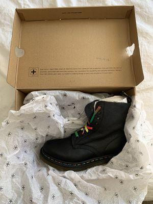 Doc Martin Boots Rainbow Seam EU38 for Sale in Las Vegas, NV