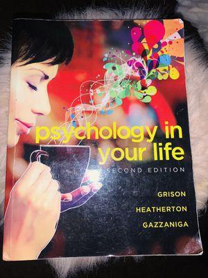 Psychology book ! for Sale in San Luis Obispo, CA