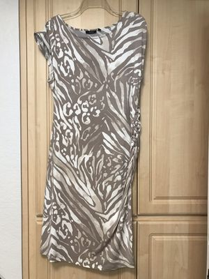 Beige white stretch dress women's size XL for Sale in Alhambra, CA