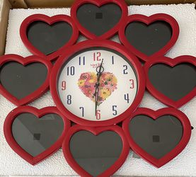 Wall Clock with Photo Frame FREE for Sale in San Diego,  CA