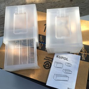 IKEA Kupol drawers and desk tray for Sale in Vancouver, WA