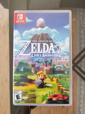 The Legend of Zelda - Links Awakening - Nintendo Switch for Sale in Grand Prairie, TX