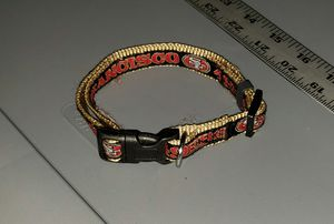 49ers pet collar for Sale in Vancouver, WA
