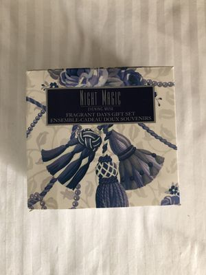 Avon Night Magic gift set for Sale in Manassas, VA
