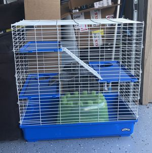 Free - Pet cage for Sale in San Jose, CA