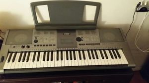 New Yamaha keyboard &electric violin for Sale in undefined