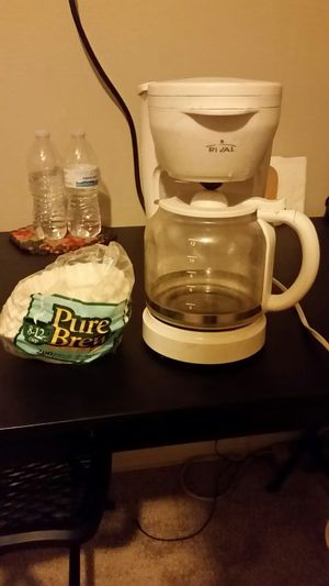 Rival 12 Cup Coffee Maker + 200 Filters for Sale in Seattle, WA