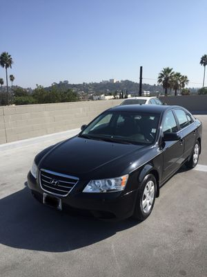 2009 Hyundai Sonata - Clean Title Low Miles for Sale in Los Angeles, CA