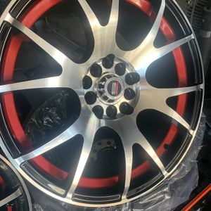 New Spec Wheels 17 for Sale in Tampa, FL