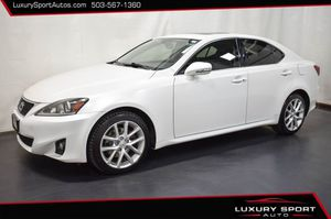 2011 Lexus IS 250 for Sale in Tigard, OR