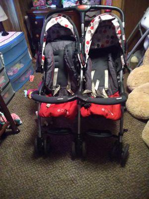 Double stroller for Sale in Hendersonville, NC