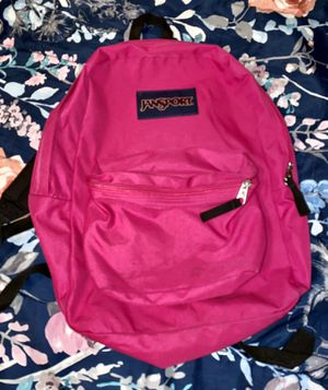 Dark Pink JanSport Backpack for Sale in Long Beach, CA